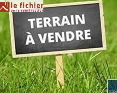 Vente Terrain 719m² Corenc (38700) - photo