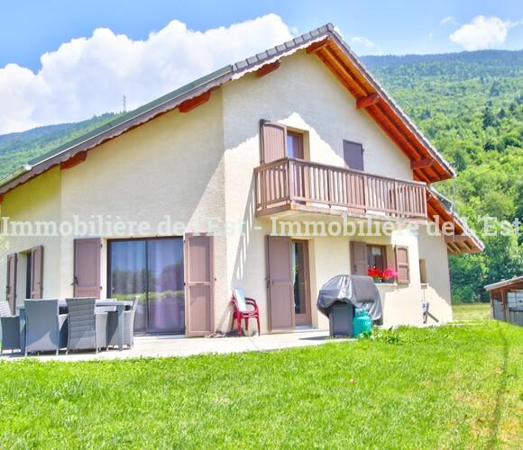 Vente Maison 4 pièces 104m² Monthion (73200) - photo