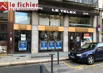Location Local commercial Grenoble (38000) - Photo 1