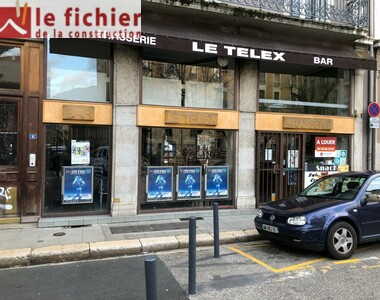 Location Local commercial 60m² Grenoble (38000) - photo
