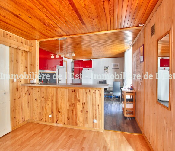 Vente Appartement 1 pièce 32m² Saint-André (73500) - photo