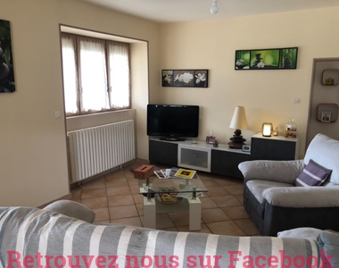 Vente Appartement 5 pièces 94m² Saint-Jean-en-Royans (26190) - photo