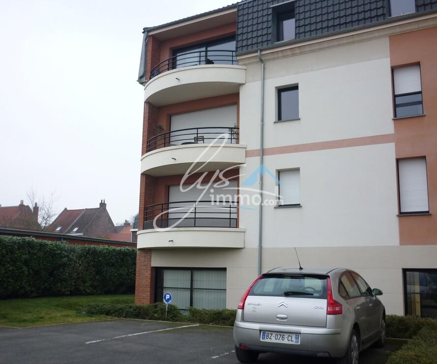 Location Appartement 65m² Laventie (62840) - photo