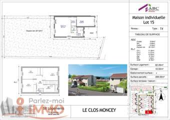 Vente Maison 4 pièces 92m² Sablons (38550) - Photo 1