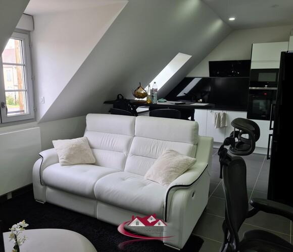 Vente Appartement 2 pièces 30m² Houdan (78550) - photo