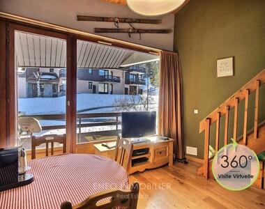 Sale Apartment 3 rooms 42m² LA PLAGNE MONTALBERT - photo