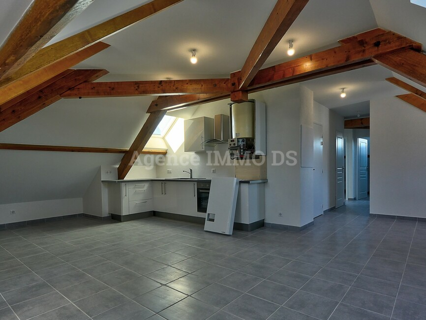 Sale Apartment 4 rooms 53m² La Roche-sur-Foron (74800) - photo