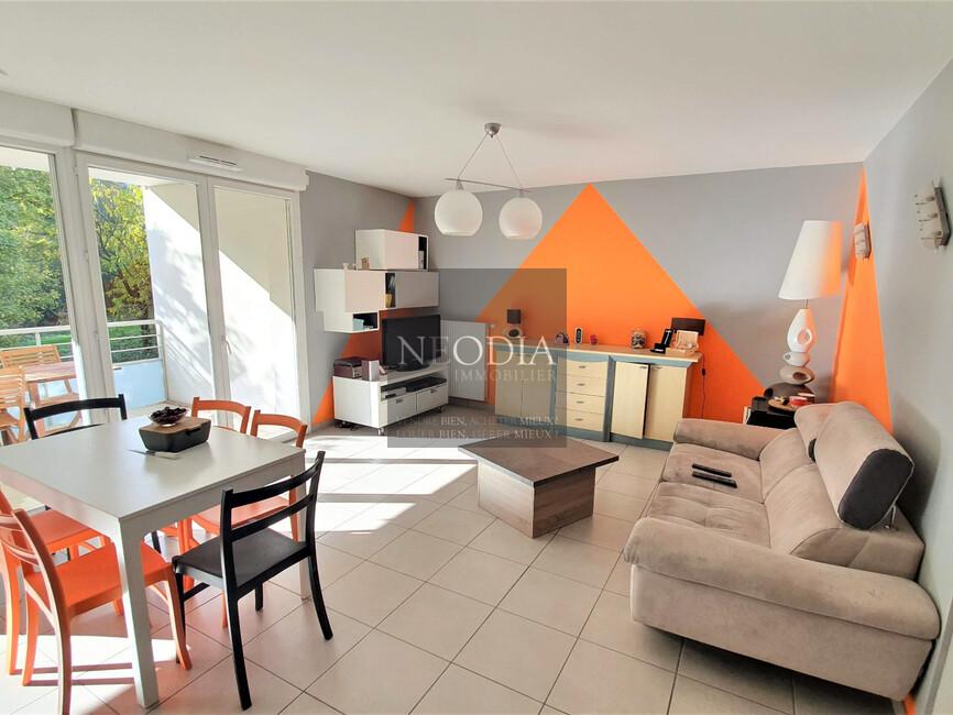 Vente Appartement 3 pièces 65m² Échirolles (38130) - photo