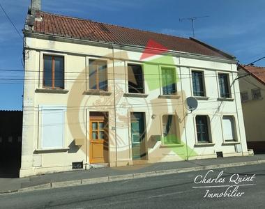Vente Maison 4 pièces 73m² Auchy-lès-Hesdin (62770) - photo