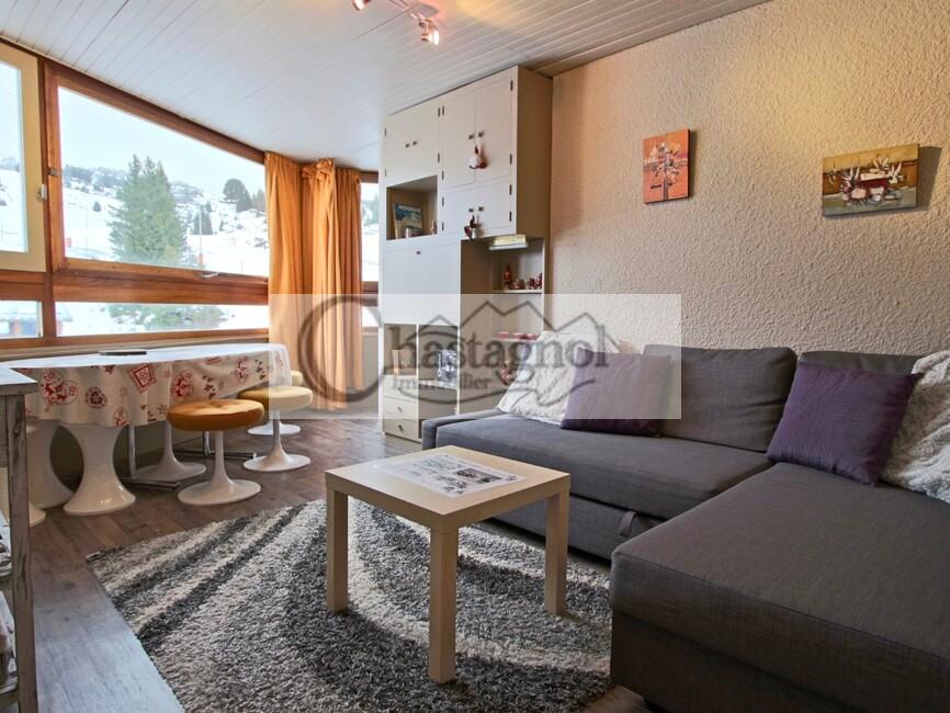 Vente Appartement 1 pièce 32m² Chamrousse (38410) - photo
