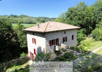 Vente Maison 4 pièces 180m² Vernoux-en-Vivarais (07240) - photo
