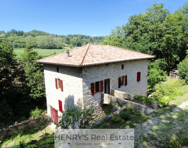 Sale House 4 rooms 180m² Vernoux-en-Vivarais (07240) - photo