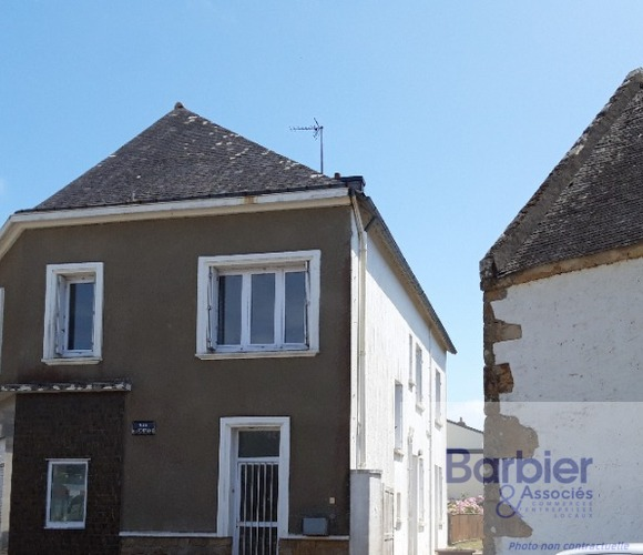 Vente Terrain 1 036m² Morbihan - photo