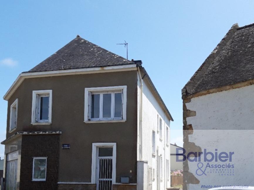 Vente Terrain 1 036m² Morbihan - photo