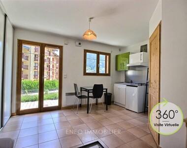 Location Appartement 1 pièce 20m² Bourg-Saint-Maurice (73700) - photo