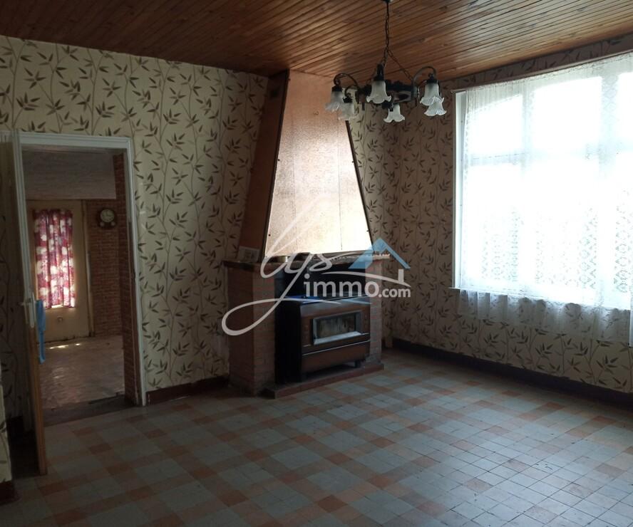 Vente Maison 4 pièces 89m² Armentières (59280) - photo