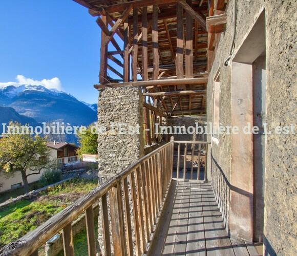 Vente Maison 2 pièces 41m² Aigueblanche (73260) - photo
