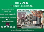 Vente Appartement 4 pièces 86m² Thonon-les-Bains (74200) - Photo 3