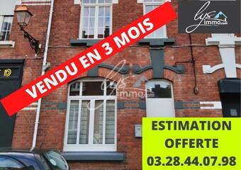 Vente Maison 7 pièces 145m² Bailleul (59270) - Photo 1