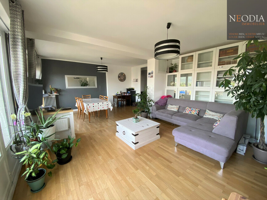 Location Appartement 97m² Grenoble (38000) - photo