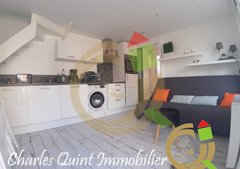 Vente Maison 2 pièces 24m² Le Touquet-Paris-Plage (62520) - photo