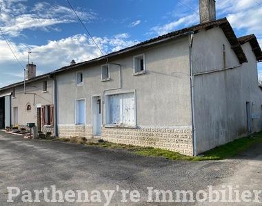 Vente Maison 4 pièces 105m² Clessé (79350) - photo