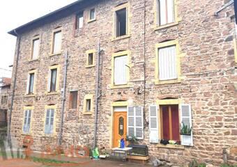 Vente Immeuble 3 pièces 300m² Cours-la-Ville (69470) - Photo 1