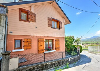 Vente Maison 3 pièces 61m² Saint-Pierre-en-Faucigny (74800) - Photo 1