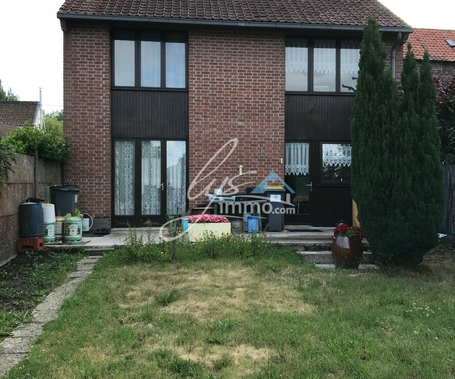 Vente Maison 5 pièces 110m² Calonne-sur-la-Lys (62350) - photo