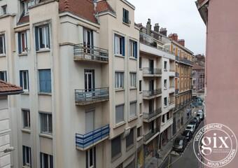 Vente Appartement 1 pièce 22m² Grenoble (38000) - Photo 1