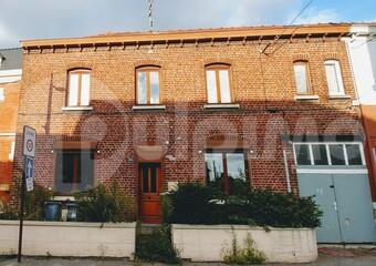 Vente Maison 8 pièces 120m² Auchy-les-Mines (62138) - photo