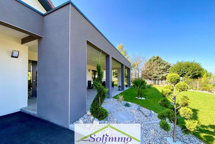 Vente Maison 4 pièces 140m² Aoste (38490) - photo