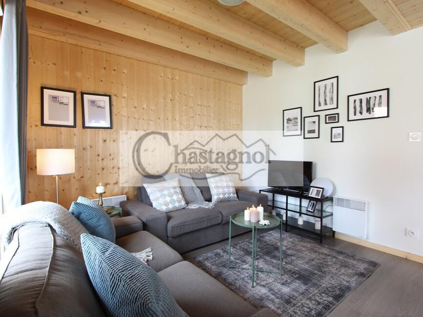 Vente Maison 5 pièces 82m² CHAMROUSSE - photo