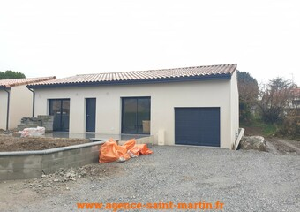 Vente Maison 4 pièces 86m² Sauzet (26740) - Photo 1