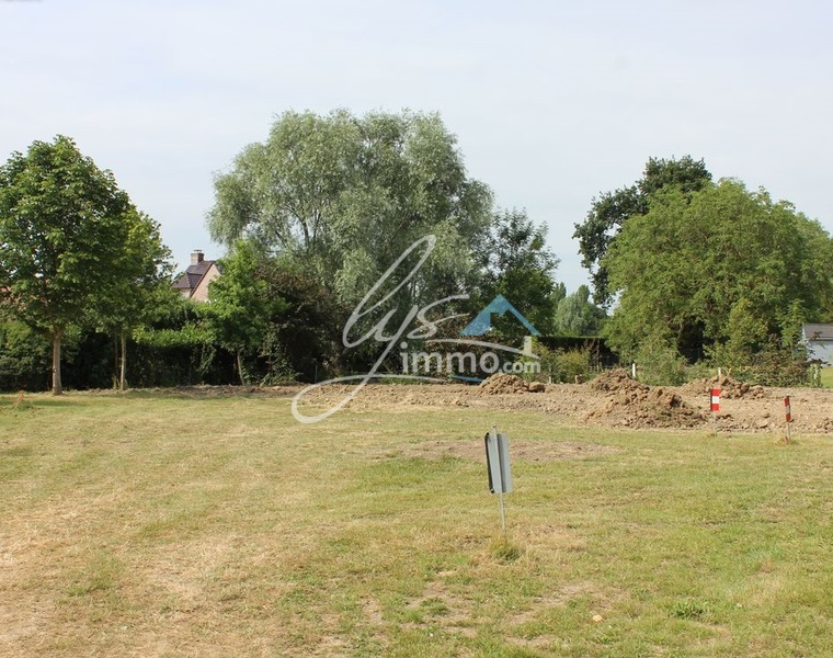 Vente Terrain 791m² Laventie (62840) - photo