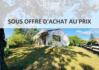 Vente Maison 4 pièces 81m² Saint-Marcel-lès-Valence (26320) - Photo 1