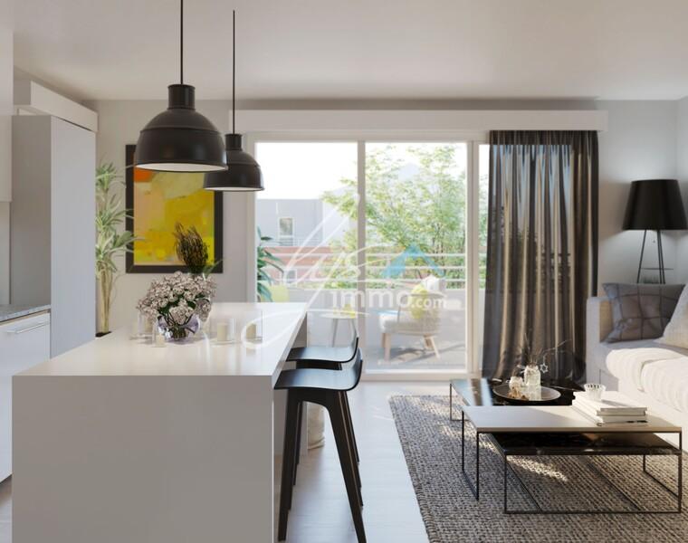 Vente Appartement 3 pièces 62m² Seclin (59113) - photo