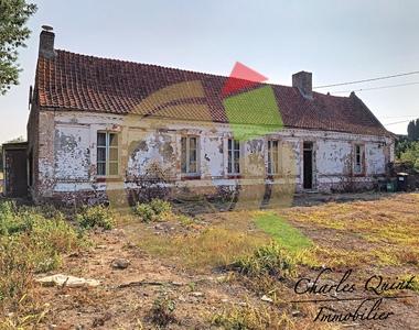 Vente Maison 5 pièces 75m² Campagne-lès-Hesdin (62870) - photo