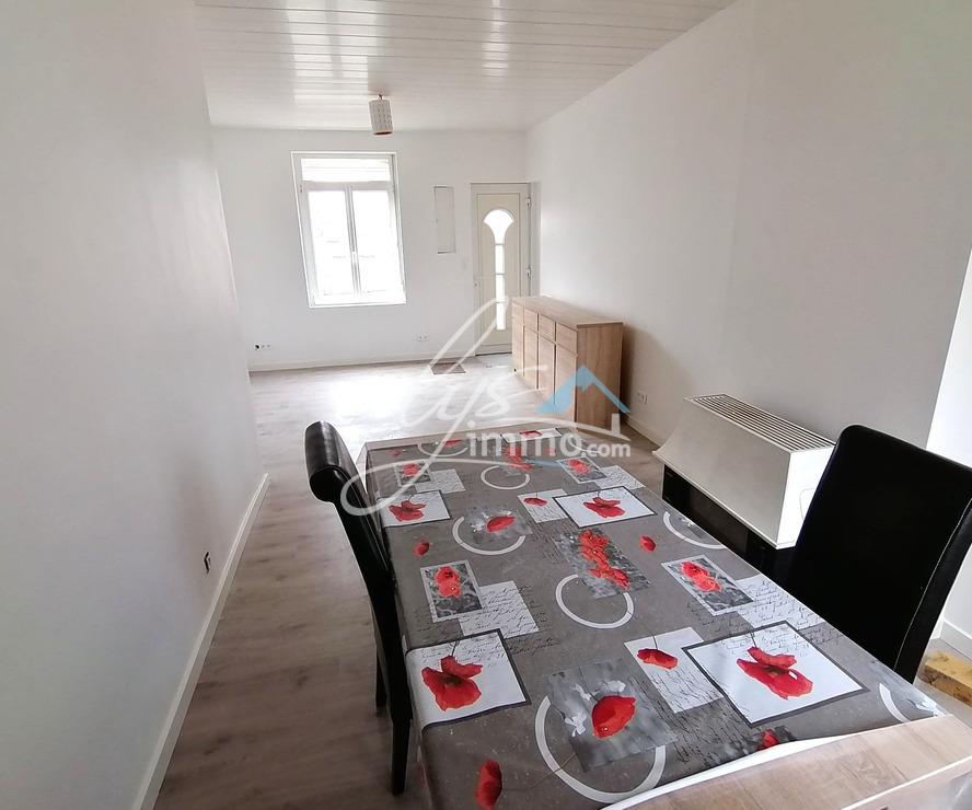 Location Maison 4 pièces 80m² Isbergues (62330) - photo