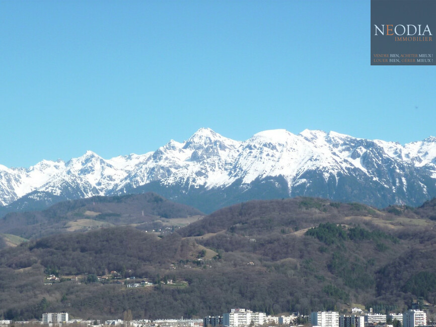Vente Appartement 4 pièces 88m² Grenoble (38100) - photo