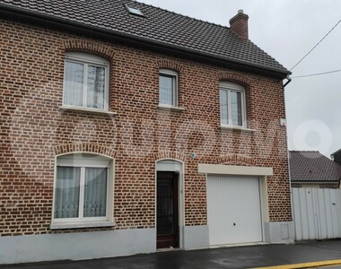 Vente Maison 7 pièces 92m² Méricourt (62680) - photo
