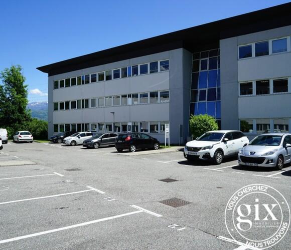 Vente Bureaux 156m² Montbonnot-Saint-Martin (38330) - photo