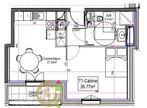 Vente Appartement 2 pièces 37m² Le Touquet-Paris-Plage (62520) - Photo 1