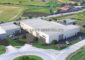 Vente Local industriel 200m² Mornant (69440)