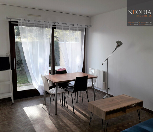 Location Appartement 2 pièces 41m² Saint-Ismier (38330) - photo
