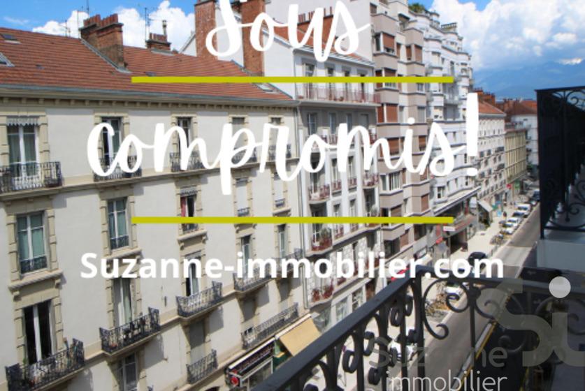 Vente Appartement 2 pièces 63m² Grenoble (38000) - photo