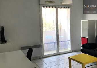 Location Appartement 1 pièce 19m² Saint-Martin-d'Hères (38400) - Photo 1