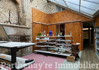 Vente Local commercial 107m² Parthenay (79200) - Photo 1
