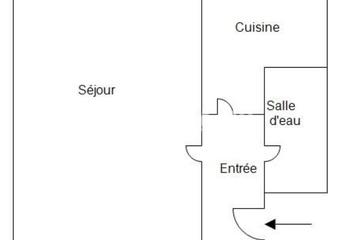 Location Appartement 1 pièce 25m² Asnières-sur-Seine (92600) - Photo 1