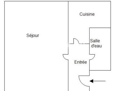 Location Appartement 1 pièce 25m² Asnières-sur-Seine (92600) - photo